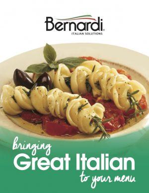 Bernardi Full Line Brochure