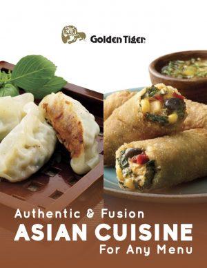 Golden Tiger Full Line Brochure